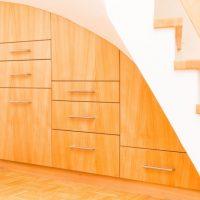 Tischlerei Friedheim eingebauter Wandschrank